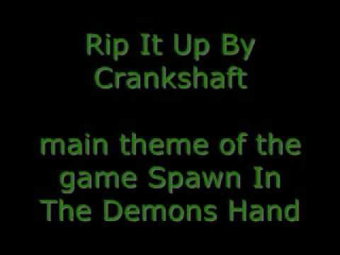 Crankshaft - Rip It Up [in top notch quality] {Full Song}