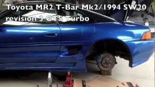 changing gear box oil mr2 turbo