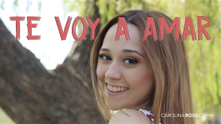Te voy a amar - Axel (Carolina Ross cover)