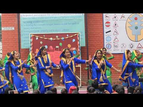 Maiya mein long gvaiya/dance