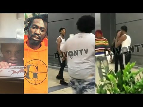 Savage Runs Up on Boonk! Jail Goon After Tay-K! Kodak Bro John Wicks Arrested