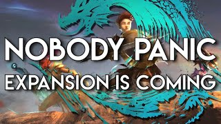 Nobody Panic - Tнe Guild Wars 2 Expansion Is Coming!