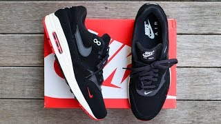 """NIKE AIR MAX 1 PREMIUM """"BRED"""" 