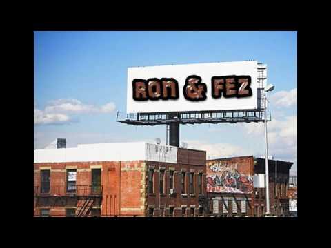 Ron & Fez - Black Ron Bennington