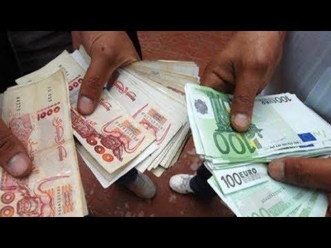 هل فعلا ارتفع الدينار الجزائري بنسبة 13 بالمئة مقابل الأورو في شهر واحد؟