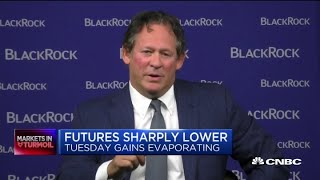 BlackRock strategist talks fixed income market amid coronavirus-driven uncertainty