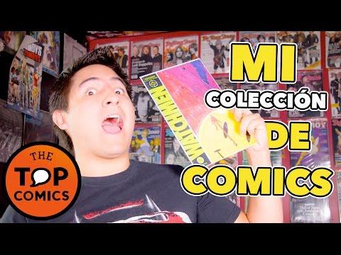 Mi colección de cómics l The Top Comics