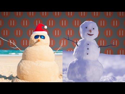 Summer Christmas vs Winter Christmas   Southern & Northern Hemisphere