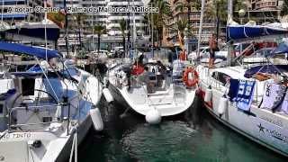 A visit to Alboran Charter in Palma de Mallorca