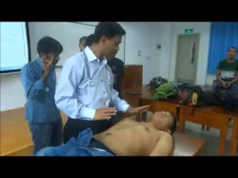 Procedure of General Physical Examination By Dr Arif