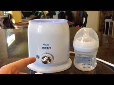 Philips Avent Express Bottle Warmer Review +TIP!
