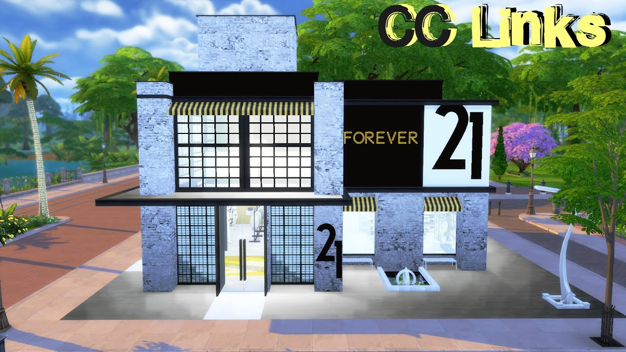 sims 4 how to sell retail store