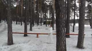 Свадебный клип ГРИГОРИЯ и ЛЮДМИЛЫ 16.03.2013 (Новосибирск)