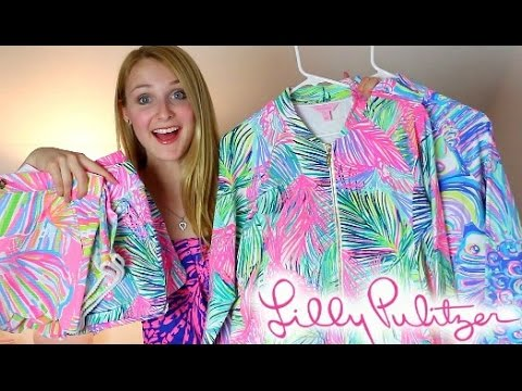 Lilly Pulitzer Collection | TRY ON!