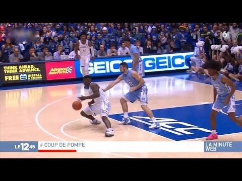 Nike chute en bourse à cause de la blessure d'un basketteur
