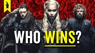 Game of Thrones: How to SOLVE The End - Wisecrack Edition