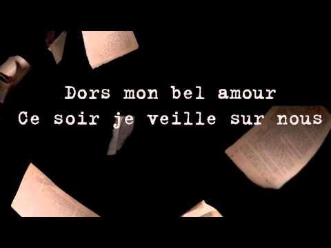 Maxime Mcgraw Letra De Dors Mon Bel Amour Es