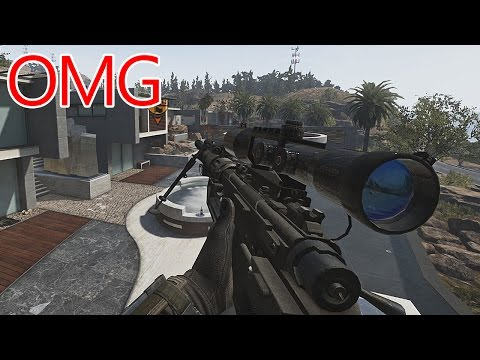 CUSTOM GUNS ON BO2 OMG...