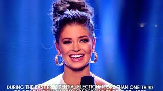 Miss USA 2018 South Dakota Women should be able to vote lol
