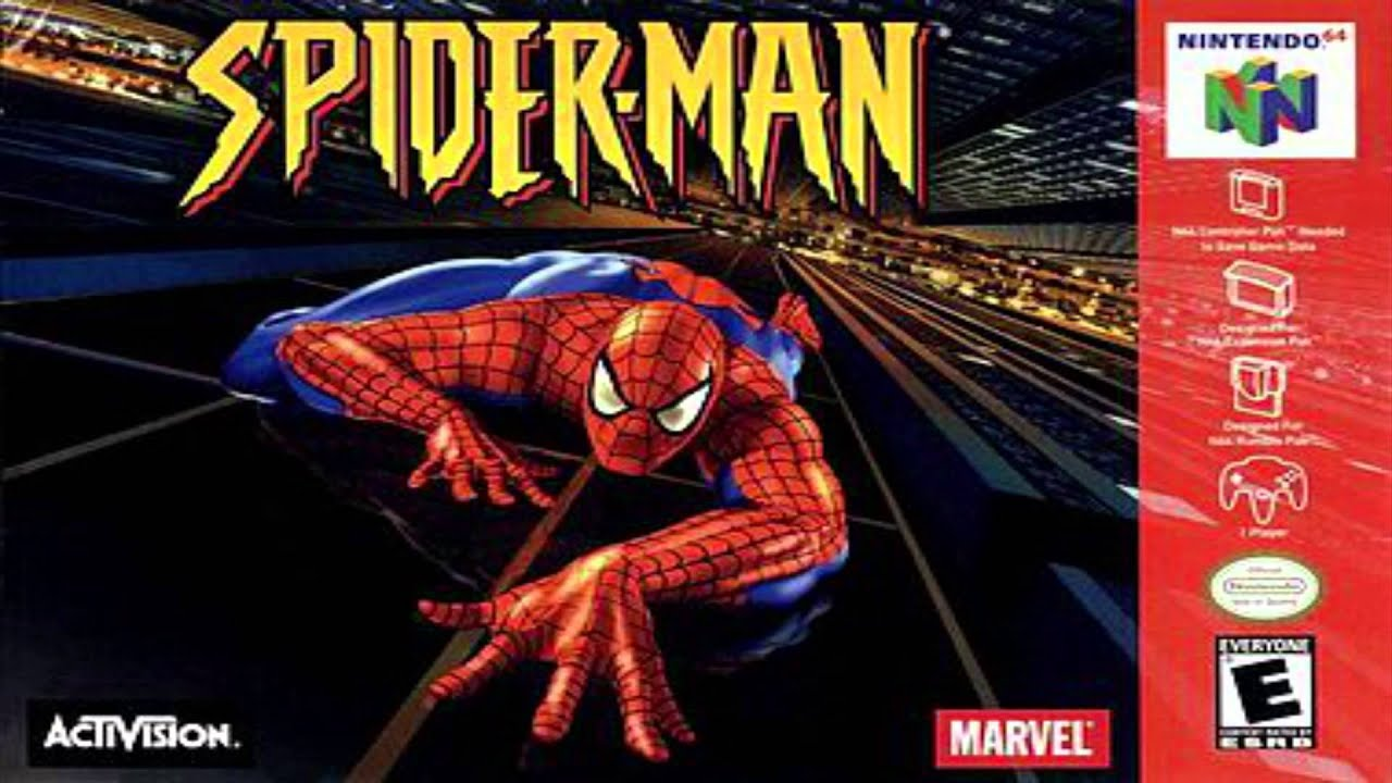Spiderman Wallpaper Hd Spider Man 2000 Police Chopper Chase Rooftop Music Hd