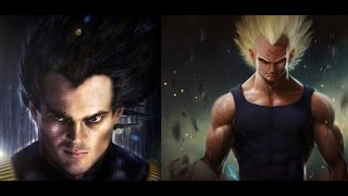 Download 12 Realistic Dragon Ball Z Characters Mp3 and Videos