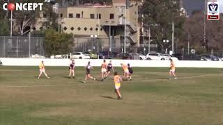 VFLW Memory Lane: Melbourne Uni