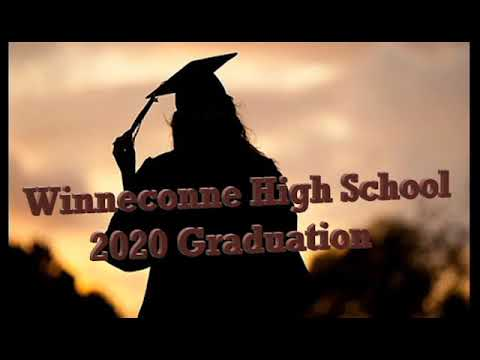 Winneconne High School 2020 Graduation Ceremony