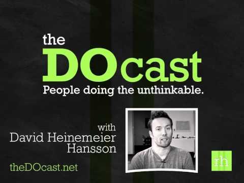 David Heinemeier Hansson: Grow Slow & Profitable (The DOcast)