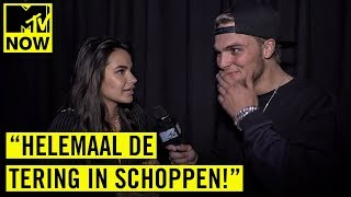 MONICA GEUZE: ''Ik kreeg KEIHARD een KLAP tegen mijn BEK.'' | MTV NOW SPECIAL: WFL 2018
