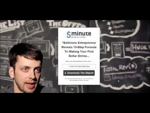 5 Minute Marketing - Get 10000 Fan By Brian Moran Review
