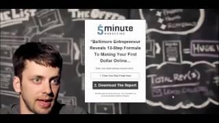 5 Minute Marketing - Get 10000 Fan By Brian Moran Review