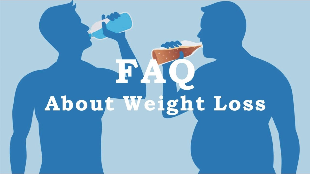 How To Lose Weight Frequently Asked Questions About Weight Loss