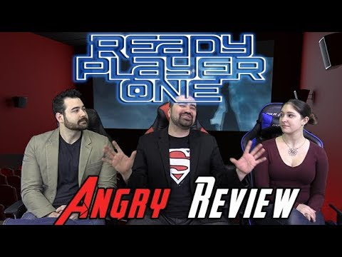 Ready Player One Angry Movie Review [SXSW 2018 - NO SPOILERS