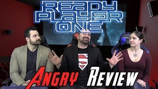 Ready Player One Angry Movie Review [SXSW 2018 - NO SPOILERS!]
