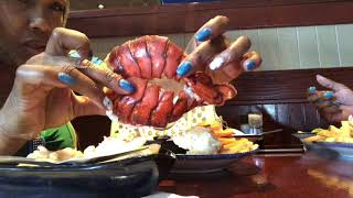 RED LOBSTER TREAT! LUNCH WITH MY AUNT DEE DEE | VIDEO 545!