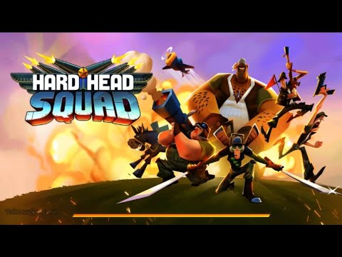 Hardhead Squad: MMO War Gameplay Android | New Game