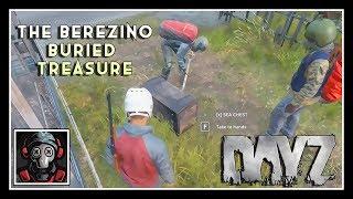 THE BEREZINO BURIED TREASURE. A DAYZ ADVENTURE (DAYZ BETA)