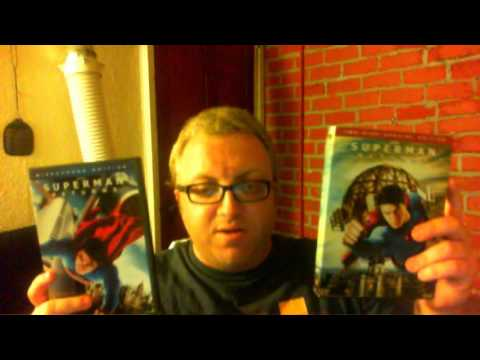 Moogle Reviews: Live Action Superman Movie Franchise.