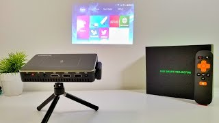 Yuancin Mini Smart Android Projector Review