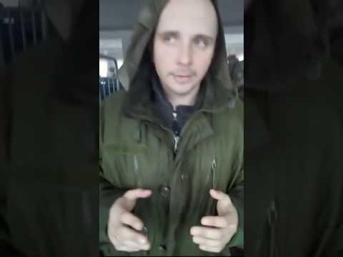 Украинские контрактники жалуются на условия в учебном центре Десна