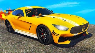*NEU* $4,250,000 MERCEDES AMG GT SPORTWAGEN! (GTA 5 DLC)