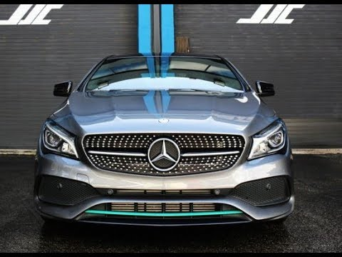 new 2019 mercedes benz cla class cla 250 coupe 1501 new model production 2019 youtube. Black Bedroom Furniture Sets. Home Design Ideas