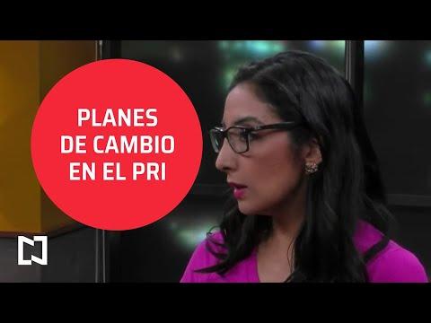 Los planes de cambio en el PRI - Punto y Contrapunto