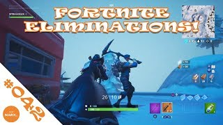 EXPEDITION OUTPOST 3/3 GET A WEAPON FIRST - FORTNITE ELIMINATION #042 - JUST MARK