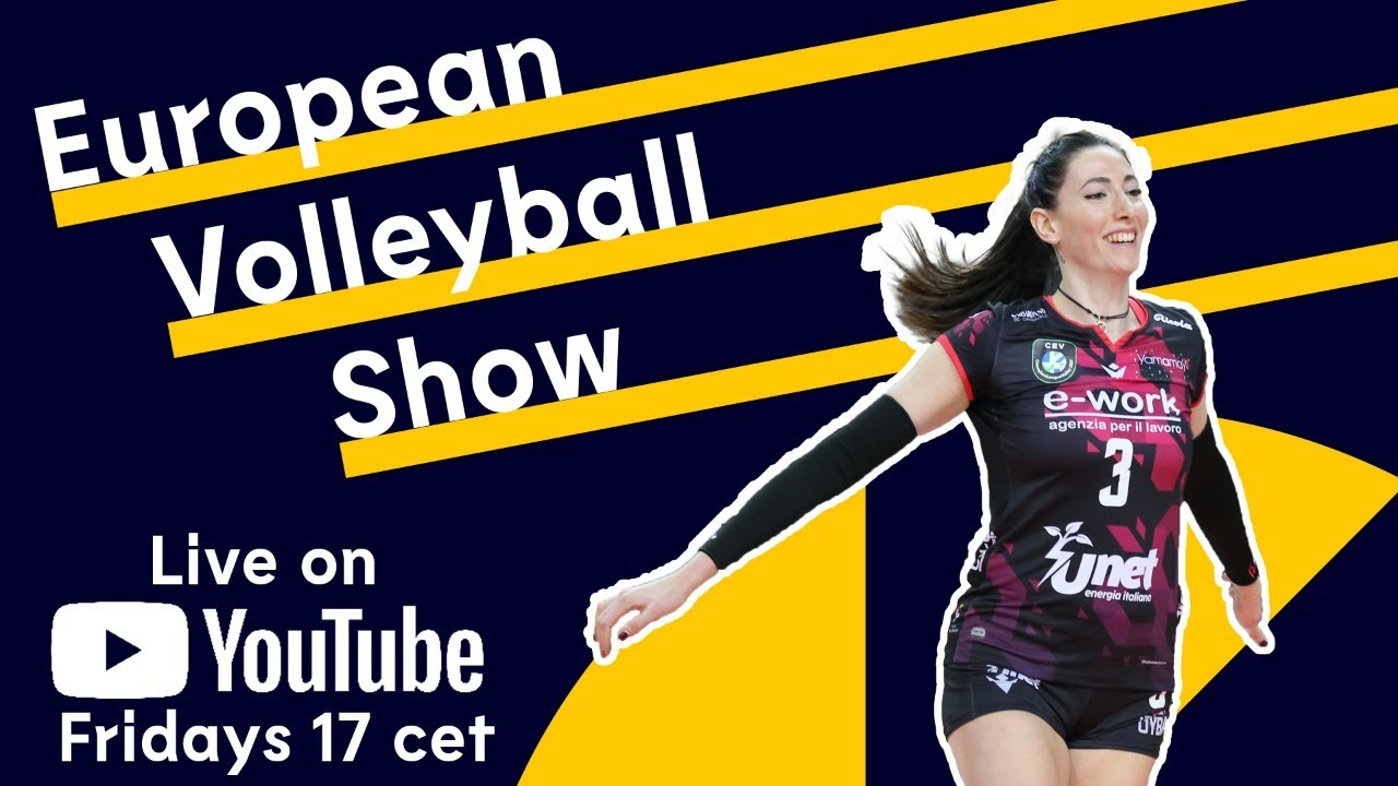 Comeback Season in Champions League: European Volleyball Show Episode #7