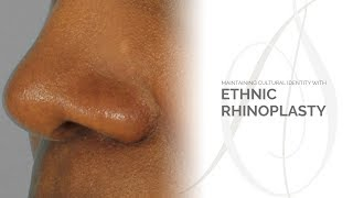 Maintaining Cultural Identity With Ethnic Rhinoplasty with Dr. Anil Shah
