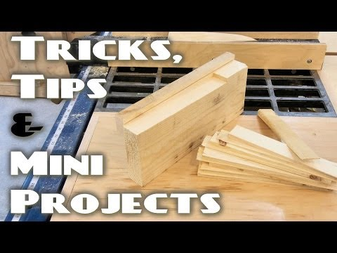 How To Make Wooden Shims Using A Jig