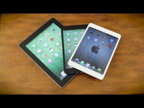 Apple iPad Mini Review! (2012)