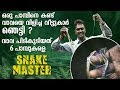 Wow ! People call Vava to catch a snake, he ends up catching six snakes | Snakemaster