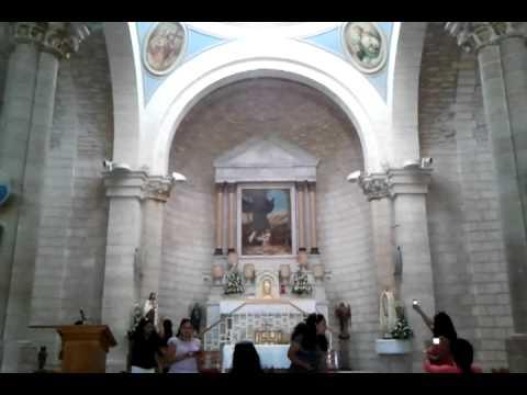 The Cana Catholic Wedding Church, Galilee  Israel